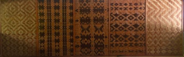 Lovangai weaving